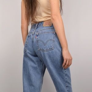 Levi's VINTAGE 550 Classic Relaxed Jeans 10 MIS S